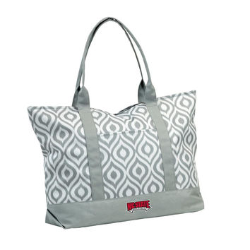 North Carolina State Wolfpack NCAA Ikat Tote