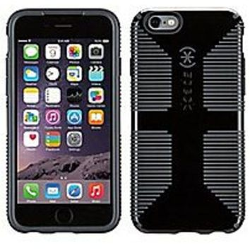 Speck Products SPK-A3366 CandyShell Case for iPhone 6 - Black, Gray
