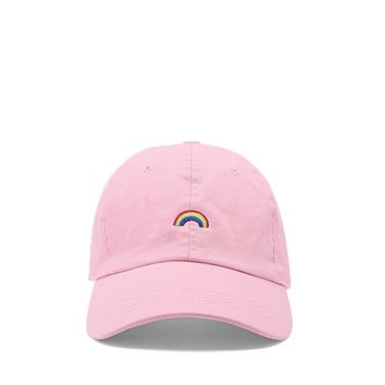 City Hunter Rainbow Dad Cap
