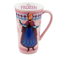 Anna Mug - Frozen: Buy them now before they're all gone!