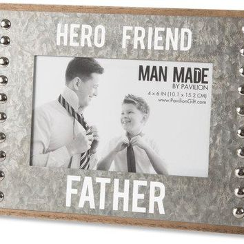 Hero friend father Picture Photo Frame