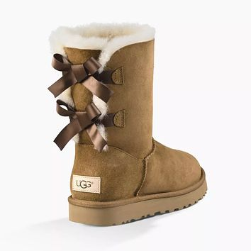 UGG Women's Bailey Bow II Boots - Love Q333