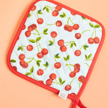 Reporting for Fruity Potholder