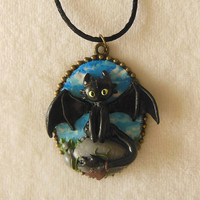 HTTYD Toothless Cameo