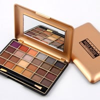 Miss Rose Stylish Professional 24 Color Matte/Pearl Eye Shadow Make-up Palette [11043709964]