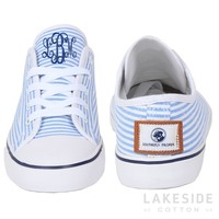 Monogrammed Shoes | Lakeside Cotton