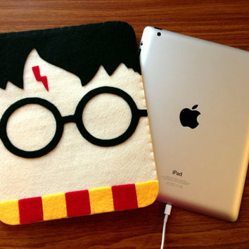 Harry Potter iPad/Kindle Fire HD 89 Cozy by lifegeekery on Etsy