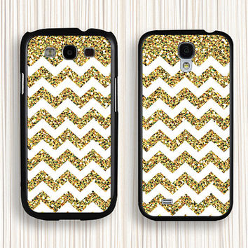 golden chevron,Samsung case,chevron Note3 case,golden Note2 case,sparkling,Galaxy S4 case,Galaxy S3 case,Galaxy S5 case,glistening case,012