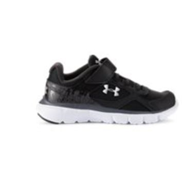 Under Armour Boys' Pre-School UA Velocity Alternate Closure Running Shoes