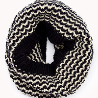 Everyday Chevron Infinity Scarf