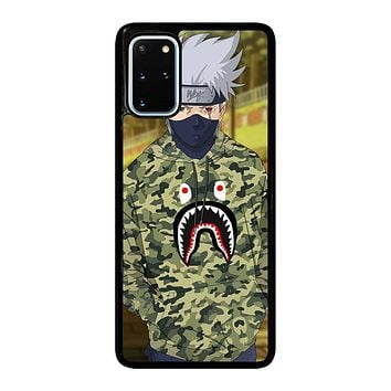 KAKASHI NARUTO BAPE SHARK Samsung Galaxy S20 Plus Case Cover