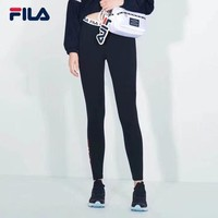 FILA Fashion Print Exercise Fitness Gym Yoga Running Sportswear Legging