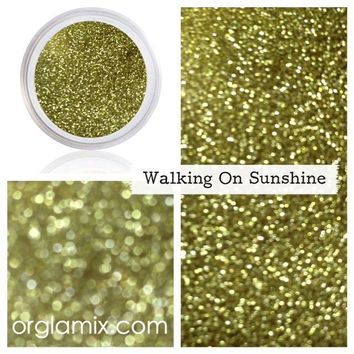 Walking On Sunshine Glitter Pigment