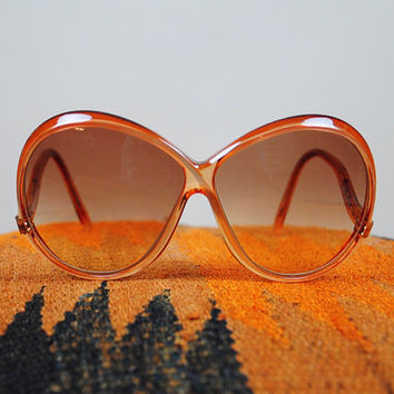 70's GIVENCHY Oversized sunglasses