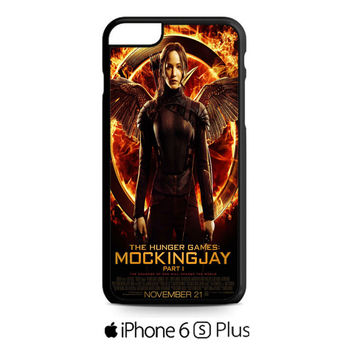 The Hunger Games Mockingjay cover iPhone 6S  Plus  Case