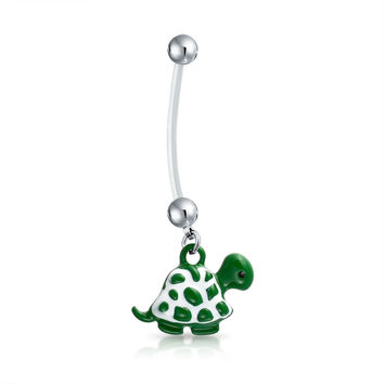 Bling Jewelry Slow Sea Belly Ring