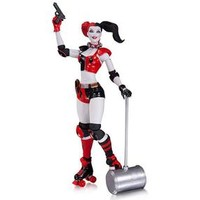 DC Comics: New 52: Action Figures: Harley Quinn Roller Derby