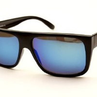 W192-vp Flat Top Wayfarer Sports Sunglasses