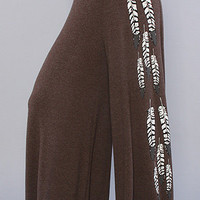 The Woodstock Summer Hendrix Pants in Earth : Karmaloop.com