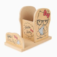 Hello Kitty Smartphone Stand: Natural