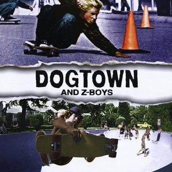 Dogtown and Z-Boys 27x40 Movie Poster (2001)