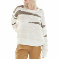 FINDON CREW NECK SWEATER