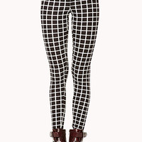 Easy Grid Leggings