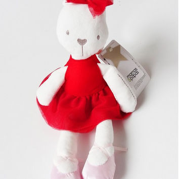 42cm Large Soft soft millies brand original super soft stuffed plush toy doll rabbit stuffed baby toy birthday gifts
