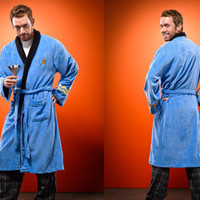 Star Trek Bathrobes at Gent Supply