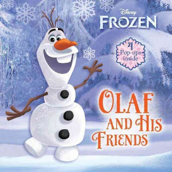 Olaf And His Friends Disney Frozen