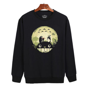 My Neighbor Totoro Sweater sweatshirt unisex adults size S-2XL