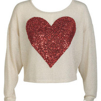 Red Heart Long-Sleeve