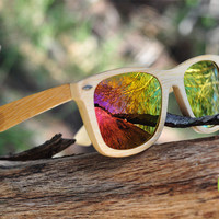 GROWN® Sustainable Wooden Eyewear | Bamboo Sunglasses | Official 'ORIGINAL' Natural Bamboo
