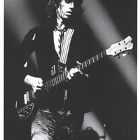Rolling Stones Keith Richards Rotterdam 1973 Poster 24x33