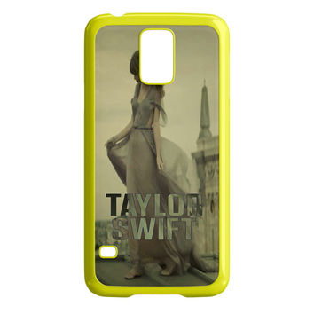 Taylor Swift Samsung Galaxy S5 Case