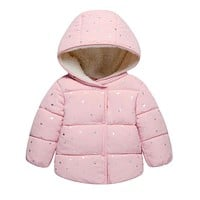 Baby Girls Jacket