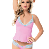 Cotton Candy Kisses Cami Set
