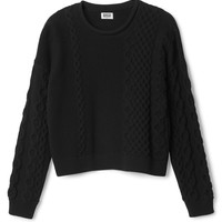 Ornament Knit Sweater | New Arrivals | Weekday.com