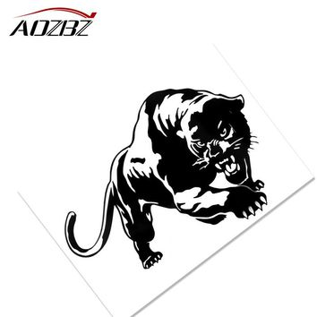 """Cool Tiger Car Sticker Decals Window Wall Sticker Motorcycle Decorations Car Styling Accessories 7.7*5.4"""""""