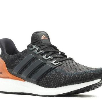DCCKUN7 Ready Stock Adidas Olympic Medal Ultra Boost Core Black Bronze Shoes Sport Running Shoes