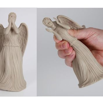 Weeping Angel Stress Toy - Doctor Who Novelties & Electronics