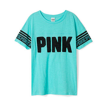 Athletic Tee - PINK - Victoria's Secret from VS PINK | Clothing