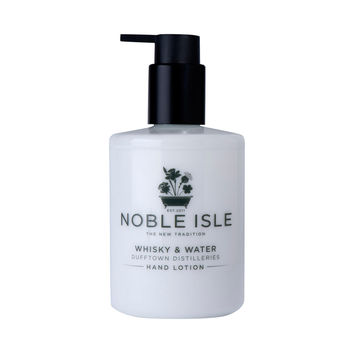 Whisky & Water Hand Lotion 250 ml by Noble Isle