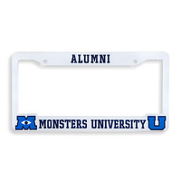 License Plate Frame | Store | Monsters University