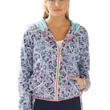 Luxletic™ Weekender Windbreaker Jacket - Lilly Pulitzer