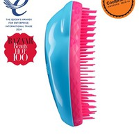 Tangle Teezer Professional Detangling Brush Blue & Pink