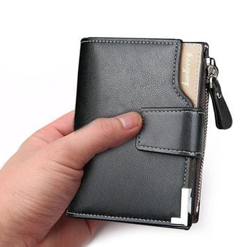 Wallets for Men Money Clips Men Best Wallets Men PU Leather Wallets Men