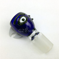 2015 Bird Head Glass Bowls 18.8mm Joint for Colorful bong funny bongs Male Bowls Unique Smoking Bowl for Water Pipes Glass Bongs Accessories