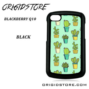 Cactus For Blackberry Q10 Case UY