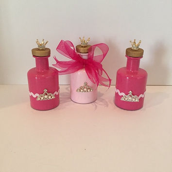 Princess trio Jars